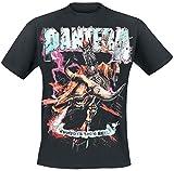 Pantera Cowboys From Hell 1990 T-Shirt Black