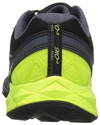 New Balance 910v3, Chaussures de Trail Homme Multicolore (Black)