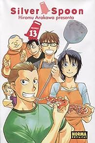 Silver Spoon 13 par Hiromu Arakawa