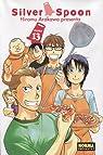 Silver Spoon 13 par Arakawa