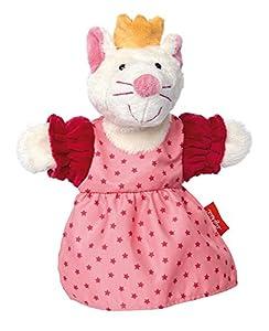 Sigikid sigikid4144226x 15x 10cm Cat Princesa marioneta de Mano