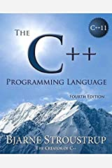 [The C++ Programming Language] (By: Bjarne Stroustrup) [published: May, 2013] Paperback