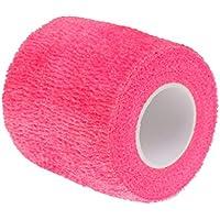 Baoblaze Selbsthaftende Bandage Elastischer Fixierverband 5cm * 450 cm preisvergleich bei billige-tabletten.eu