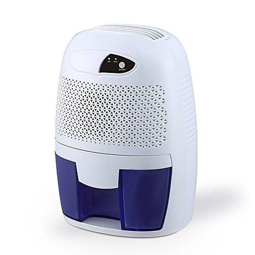 PowerLead Mini Kompakt Luftentfeuchter, Feuchtigkeitsabsorber für Feuchtigkeit, Form, Feuchtigkeit im Haus, Küche, Schlafzimmer, Wohnwagen, Büro, Garage