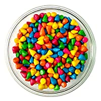 Maayaa Candy Coated Rainbow Chocochips, Chocolate Chips 200Gms