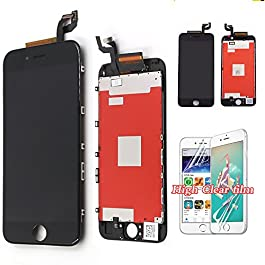 recyco LCD Display For iPhone 6s Touch Screen Digitizer Glass Lens Assembly Repair Replacement for iPhone 6s 4.7 inch