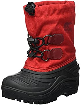Sorel Childrens Super Trooper, Botas de Nieve Unisex Niños