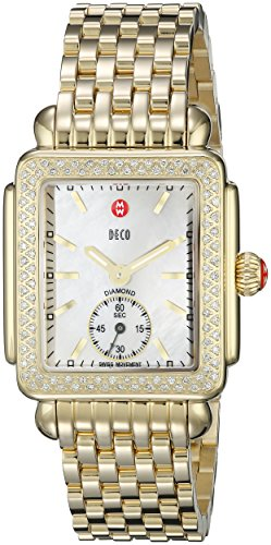 Michele Deco 16diamantes oro damas reloj MWW06V000003