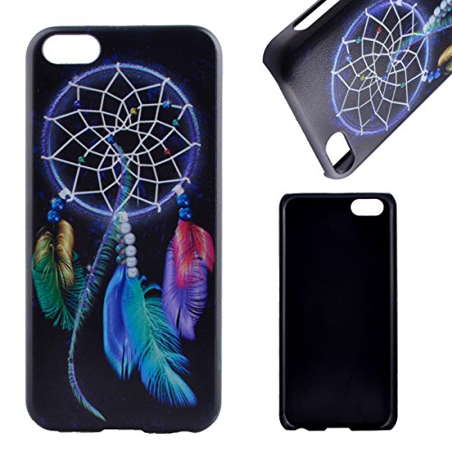 MOONCASE Etui pour iPhone 5C Hard House Case Coque Cover Étui Shell Mi02 Mi07 #1122