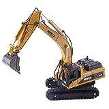 Yvsoo Excavadora Juguete, Retroexcavadora RC Excavator Construction Vehículo Modelo...