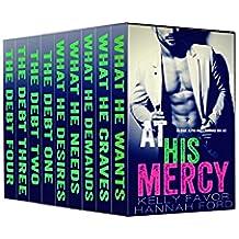 At His Mercy (Twenty Book Alpha Billionaire Romance Box Set) (English Edition)