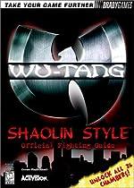 Wu-tang - Shoaling Style : Official Fighting Guide de BradyGames