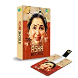 #9: Music Card: Asha Bhosle - 320 Kbps MP3 Audio (4 GB)