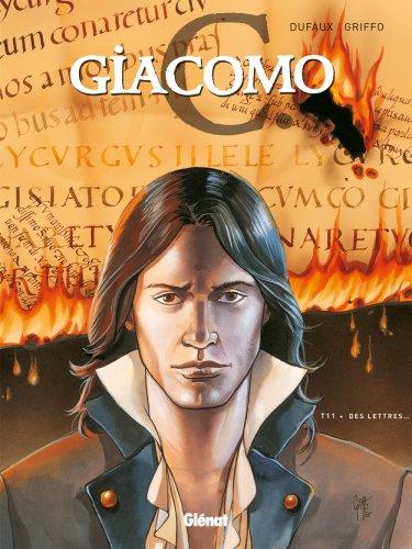 Giacomo C, Tome 11 : Des Lettres...