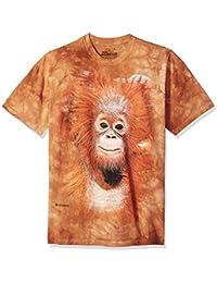 The Mountain T-Shirt Orangutan Hanging