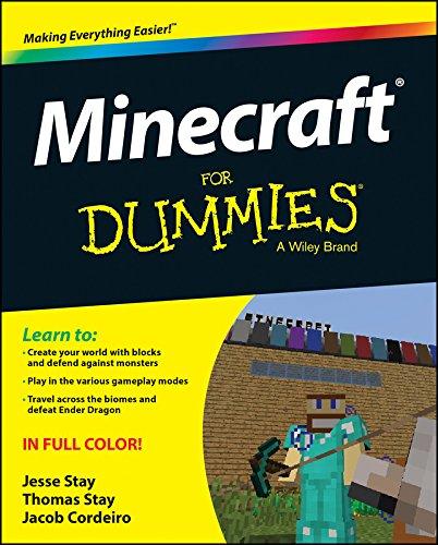 Minecraft For Dummies (English Edition)