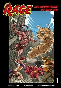 Rage 1 (VF) (French Edition) van [Peyron, Eric]