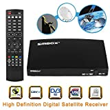 SMBOX SM8 Récepteurs Satellite Full HD 1080P Smart TV Box Avec toutes les chaînes, support PVR Via USB, Web TV, Smart FTA Set Top Box...