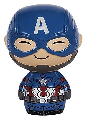 Funko - Dorbz - Cap America 3 - Captain America