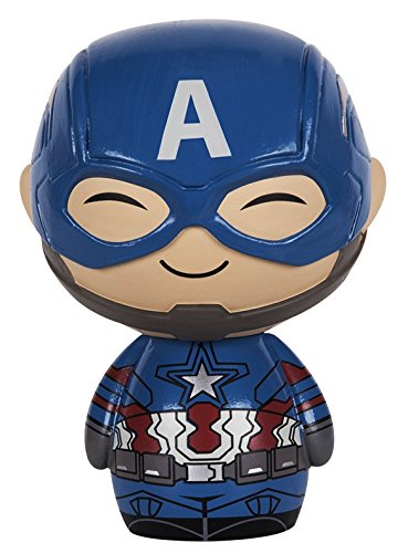 Funko- Marvel Captain America Figura de Vinilo (7734)