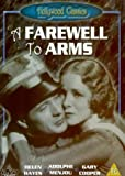 A Farewell To Arms Gary Cooper Hollywood Classics DVD-KOSTENLOSE LIEFERUNG -