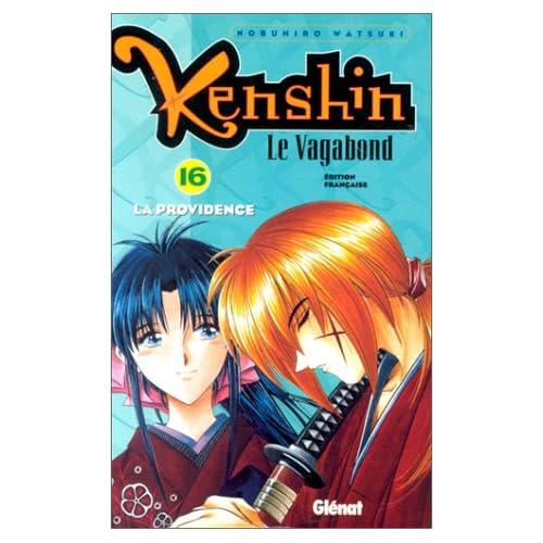Kenshin le vagabond Tome 16 : La providence
