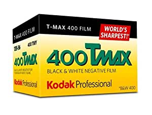Kodak 400 TMAX Professional Black & White Film ISO 400, 36mm, 24 Exposures Consumer Portable Electronics/Gadgets