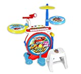 Bontempi 52 4069 - Batteria Elettronica Super Wings