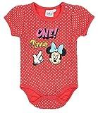 Disney Minnie Babies Girls Body - rot - 12M