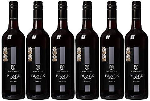 McGuigan Black Label Merlot, 75 cl (Case of 6)