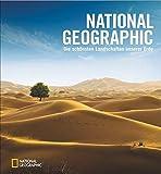 Bildband Welt: NATIONAL GEOGRAPHIC – Die schönsten Landschaften unserer Erde, aufgenommen von den besten National Geographic-Fotografen wie Frans Lanting, Art Wolfe und vielen anderen.