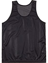 American Apparel Womens/Ladies 100% Polyester Mesh Athletic Tank Top