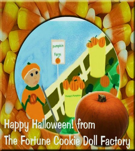 Happy Halloween edition! The Fortune Cookie Doll Factory (English Edition)