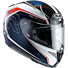 R1DBLM - HJC RPHA 11 Darter Motorcycle Helmet M Red White Blue (MC21)