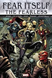 [ FEAR ITSELF: THE FEARLESS (FEAR ITSELF) ] Fear Itself: The Fearless (Fear Itself) By Bunn, Cullen ( Author ) Jul-2012 [ Hardcover ]