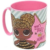 LOL Surprise 44304. Taza para microondas 350ml.