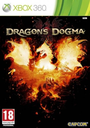 DRAGON'S DOGMA X-360 - Dogma Xbox 360-dragon