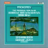 Prokofiev: The Prodigal Son, Op.46, Divertimento Op.43, Symphonic Song Op.57, Andante Op.29b