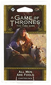 Fantasy Flight Games FFGGT16 All Men Are Fools Chapter Pack: AGOT LCG 2nd Ed, Multicolor