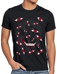 style3 Hellsing Eyes Herren T-Shirt