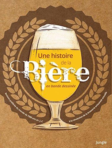 Une histoire de la bière en bande dess