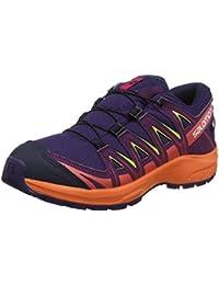 wholesale dealer 18c16 0d576 Salomon XA PRO 3D CSWP J, Scarpe da Trail Running Unisex-Bambini