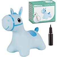 Hoppimals Space Hopper Cavallo Gonfiabile per Bambini di età Pari o Superiore a 12 Mesi – Imballo con Confezione Regalo…