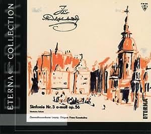 Symphony No. 3/Cello Concerto (Masur)