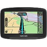 """TomTom Start 42  - Navegador GPS (4.3"""" pantalla táctil, flash, batería, encendedor de cigarrillos, MicroSD/TransFlash), Mapa 45 países Europa (versión europea: España, Italia, Portugal)"""