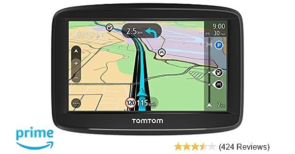 tom tom start 42 4 3 sat nav uk and ireland maps amazon co uk rh amazon co uk TomTom One Battery tomtom one user manual