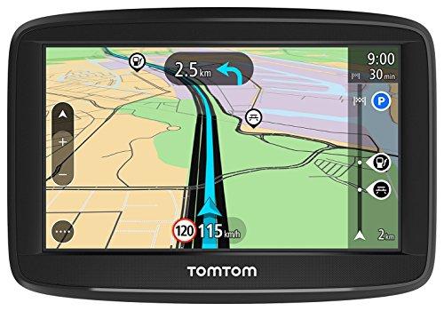 Tomtom Start 42 - Navegador GPS (4.3' Pantalla táctil, Flash, batería, mechero, MicroSD/TransFlash), Mapa 45 países Europa (versión Europea: España, Italia, Portugal)