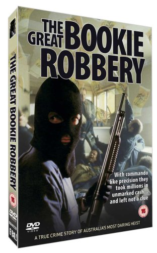 The Great Bookie Robbery (Mini Series) [1986] [2 DVDs] [UK Import] - Eureka Mini