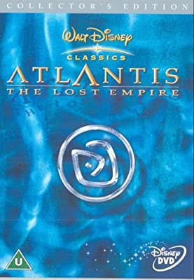 Atlantis: The Lost Empire -- Two-Disc Collector's Edition [DVD] [2001]