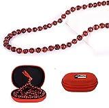 #7: Affaires: Tulsi Mala |Tulshi Mala | Thulsi Mala | Holy Basil Rosary | Tulsi Jap Mala | Prayer Beads Japa Mala 108 beads Mala-017